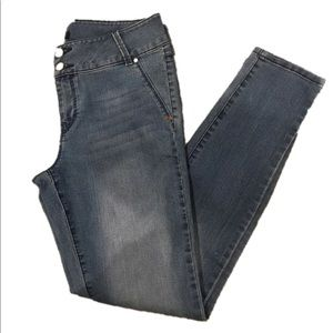 Faded d. Jeans
